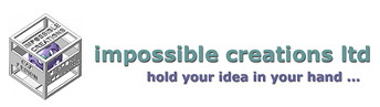 Impossible Creations - 3D design & rapid prototyping, Brentwood